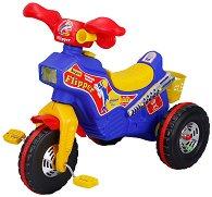 Детска триколка с педали - Flipper