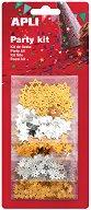 Декоративни фигурки - Звезди - Комплект от 5 вида