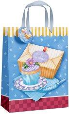 Торбичка за подарък - Happy Birthday To You - творчески комплект