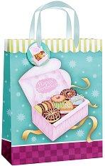 Торбичка за подарък - Честит рожден ден - играчка