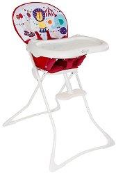 Детско столче за хранене - Tea Time: Circus -