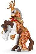 """Конят на Рицаря Елен - Фигура от серията """"Рицари"""" -"""