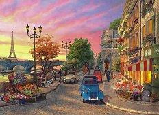 Залез при Сена - Доминик Дейвисън (Dominic Davison) -