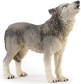 """Виещ вълк - Фигура от серията """"Диви животни"""" - фигура"""
