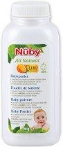 """Бебешка пудра - От серията """"Nuby All Natural"""" -"""