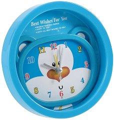 Blue Bear - Детски настолен часовник