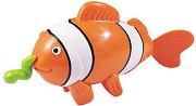 Плуваща рибка-клоун - играчка