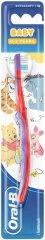 Oral-B Baby 0-2 Years - Четка за зъби за бебета от 0 до 2 години - играчка