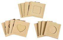 Рамки за снимки - Комплект от 12 броя за декориране