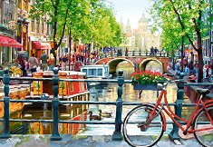 Амстердам - Ричард Макнийл (Richard Macneil) - пъзел