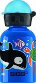 Детска алуминиева бутилка - KBT Seaworld 0.3 l