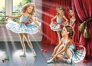 Уроци по балет - пъзел