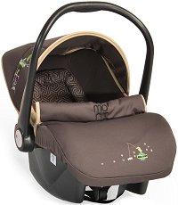 Бебешко кошче за кола - Babytravel - За бебета от 0 месеца до 13 kg -