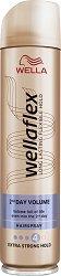 Wellaflex 2nd Day Volume Extra Strong Hold Hairspray - лак