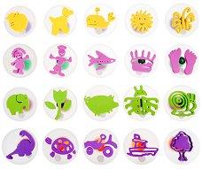 Печати - разнообразни картинки - играчка