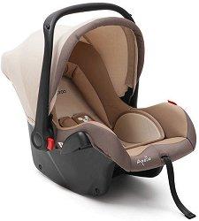 Бебешко кошче за кола - Apollo - За бебета от 0 месеца до 13 kg - шише