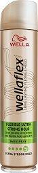 Wellaflex Flexible Ultra Strong Hold Hairspray - лак