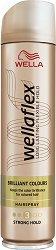Wellaflex Brilliant Colours Strong Hold Hairspray - шампоан