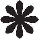 Пънч - Цветче с 8 листенца