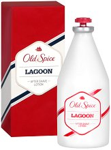 "Old Spice Lagoon After Shave - Афтършейв от серията ""Lagoon"" - афтършейв"