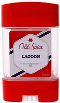 """Old Spice Lagoon Anti-Perspirant Gel - Гел против изпотяване за мъже от серията """"Lagoon"""" - афтършейв"""
