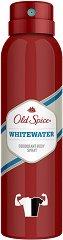 Old Spice Whitewater Deodorant Spray - маска