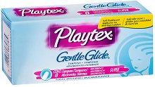 Playtex Gentle Glide Super - Дамски тампони с апликатор в опаковка от 8 броя -