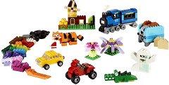 """Детски конструктор в кутия - От серията """"LEGO: Classic"""" - количка"""