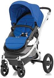 Комбинирана бебешка количка - Affinity - С 4 колела -