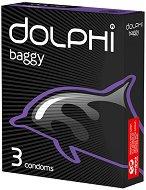 Dolphi Baggy - Презервативи в опаковка от 3 броя -