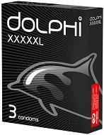 Dolphi XXXXXL - Презервативи в опаковка от 3 броя - продукт
