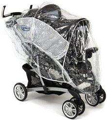 "Дъждобран - Аксесоар за детска количка ""Quattro Tour Duo"" -"