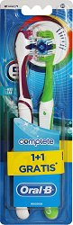 Oral-B Complete 5 Way Clean - Medium - Четка за зъби 1 + 1 подарък - душ гел