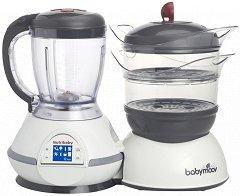 Комбиниран електрически уред за приготвяне на храна - Nutribaby: Cherry -