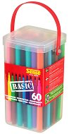 Цветни флумастери в кутия - Basic
