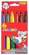 Цветни флумастери - Комплект от 6 и 12 броя