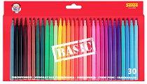 Цветни флумастери - Basic