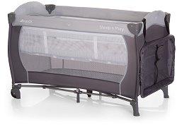 Сгъваемо бебешко легло на две нива - Sleep'n Play Center - Комплект с аксесоари -