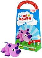 Забавно тесто за моделиране - Носорогът Ноа - играчка