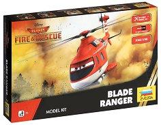 """Блейд Рейнджър - Сглобяем модел за деца от серията """"Самолети: Спасителен отряд"""" -"""