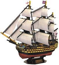 """Кораб """"Виктория"""" - 3D пъзел - пъзел"""