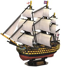 "Кораб ""Виктория"" - 3D пъзел -"