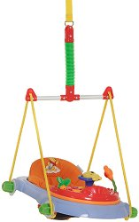 Бебешко бънджи - Jump: Deluxe Pooh - играчка