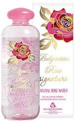 """Натурална розова вода - От серията """"Rose Signature"""" -"""