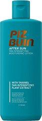 Piz Buin After Sun Tan Intensifying Moisturising Lotion - Хидратиращ лосион за след слънце с танимел за подсилване на  тена - душ гел
