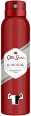 "Old Spice Original Deodorant Spray - Дезодорант за мъже от серията ""Original"" - сапун"