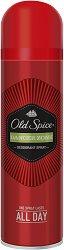 """Old Spice Danger Zone Deodorant Spray - Дезодорант за мъже от серията """"Danger Zone"""" - афтършейв"""