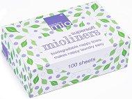 Еднократни подложки - Supersoft Mioliners - Опаковка от 100 броя - шише
