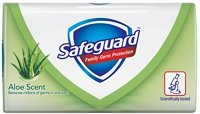Safeguard Aloe Scent Soap - Антибактериален сапун с есктракт от алое вера - червило