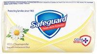 Safeguard Chamomille Scent Soap - Антибактериален сапун с екстракт от лайка - очна линия
